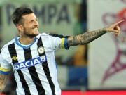 """Bàn thắng đẹp V29 Serie A:  """" Nã đạn """"  kiểu Paul Scholes"""