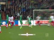 """Bóng đá - Bàn thắng đẹp V25 Bundesliga: """"Người dơi"""" đấu """"Sát thủ"""""""