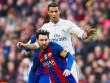 Quyền lực đen Real - Barca: Ronaldo  ngửi khói  Messi