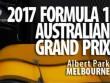 """F1, Australian GP 2017:  """" Phát súng """"  khai hỏa"""