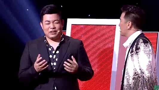 """Mr Đàm mắng Quang Lê """"trở mặt"""" trên sóng truyền hình"""