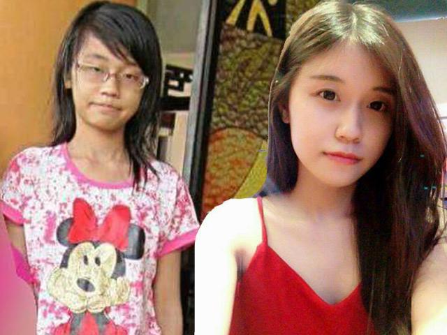 Bất ngờ với bức ảnh dậy thì thành công của cô gái Tuyên Quang