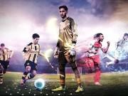"""Bóng đá - Sao U19 hay nhất: """"Buffon mới""""so kè """"Henry mới"""""""