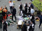 Thế giới - Tấn công khủng bố đẫm máu chấn động thủ đô Anh