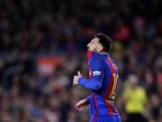 """Bóng đá - Đua với Real, Barca - Messi dùng chiêu """"cáo già"""""""