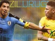 Uruguay - Brazil: Chờ đợi vũ điệu Samba bùng cháy