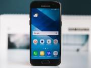"""Samsung Galaxy A3  """" lên kệ """" : Giá rẻ nhất trong dòng A (2017)"""