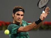 Federer  hồi xuân : Trái tay diệu kỳ, chuyên gia bẻ break