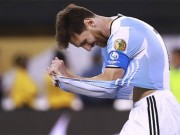 Bóng đá - Messi chạm nỗi đau cũ: Lại bỏ ĐT Argentina nếu thua Chile?