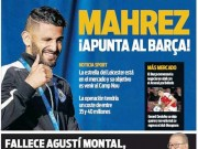 Barca: SAO Leicester 35 triệu bảng sẽ kế tục Messi