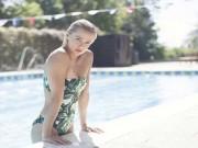Thể thao - Mỹ nhân bơi lội: Khuôn trăng đầy đặn, đẹp không tì vết