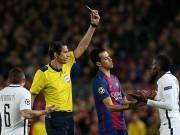 Bóng đá - Nghi án trọng tài Barca - PSG: La Liga đá bóng kiêm thổi còi