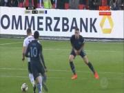 Podolski lập siêu phẩm mãn nhãn tạm biệt tuyển Đức
