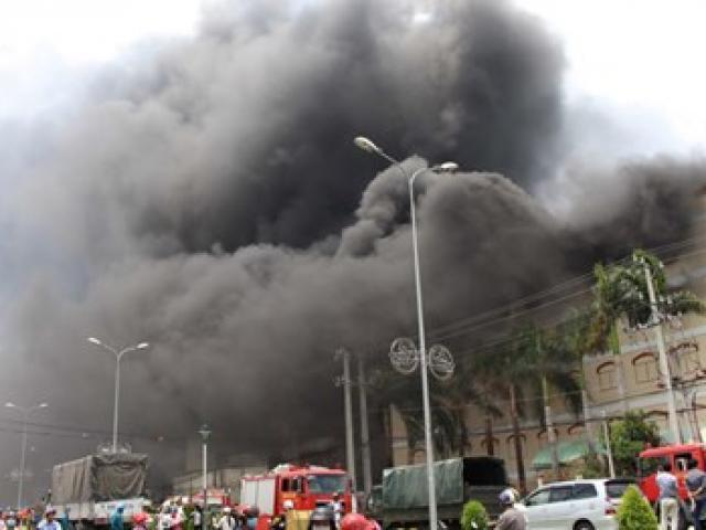 Nhân chứng thất thần kể chuyện 'bà hỏa' tấn công KCN Trà Nóc 1
