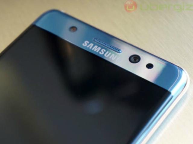 """NÓNG: Galaxy Note 8 lộ màn hình """"khủng"""", RAM 6GB"""