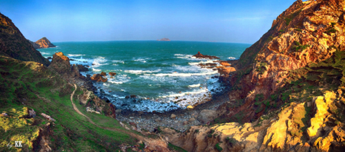 Những điểm du lịch đẹp và lãng mạn nhất Quy Nhơn - 2