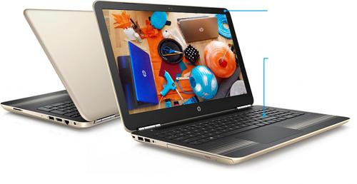 Laptop HP Pavilion 15 mới: Sạc nhanh, giá tầm trung - 1