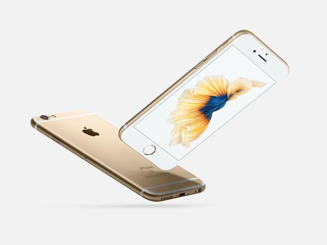 iPhone 6s là chiếc điện thoại bán chạy nhất trong năm 2016