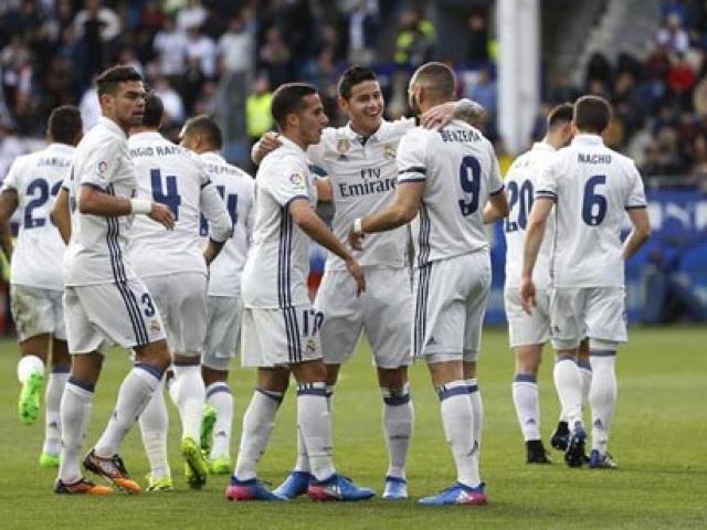 Real nắm 81% vô địch Liga: Zidane không thể chủ quan