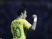 Bóng đá - Uruguay - Brazil: Hattrick và tuyệt phẩm lốp bóng