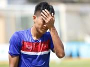 """U20 Việt Nam suýt  """" ngất """"  với bài lạ của chuyên gia Đức"""