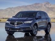Acura MDX Sport Hybrid 2017 có giá từ 1,2 tỷ đồng