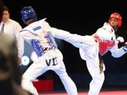Tin thể thao HOT 24/3: Taekwondo Việt Nam thắng lớn giải ĐNÁ