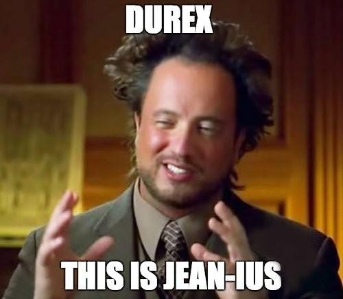 Không chỉ mỗi bao cao su, Durex còn có quần jeans nữa - 5