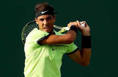 Nadal - Sela: Một giờ rưỡi choáng váng (V2 Miami Open)