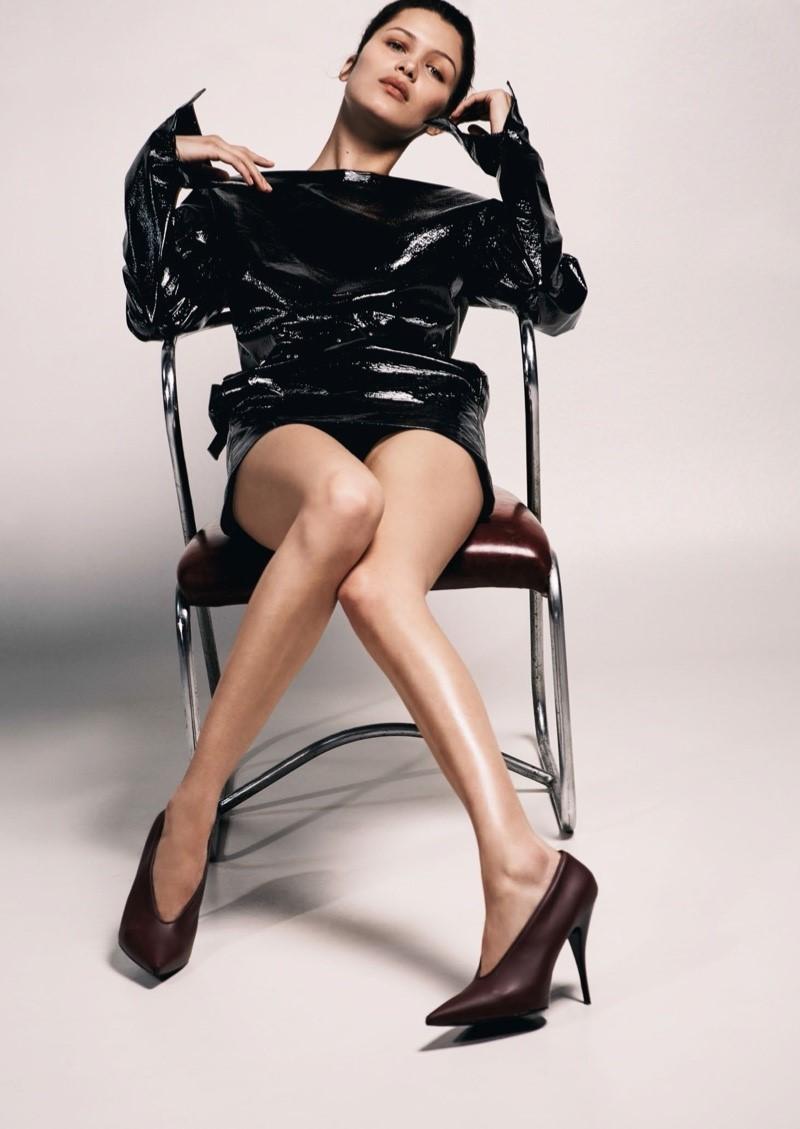Hot girl giàu nhất nhì Hollywood mặc bán nude đẹp khó cưỡng - 4