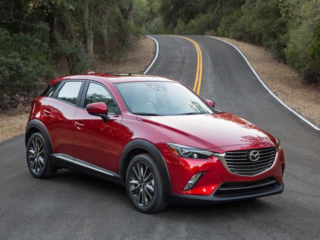 Người Thái chọn Mazda CX-3 là xe tốt nhất năm 2016