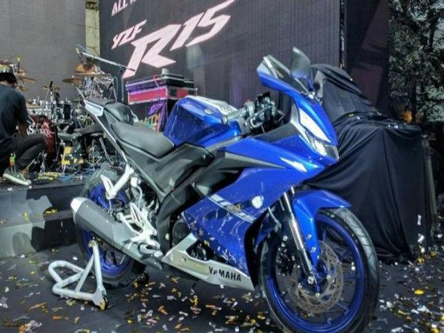 2017 Yamaha R15 V3 về các đại lý ở Việt Nam - 10