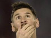 """Bóng đá - Messi và nỗi đau """"ế cúp"""": Phát ghen với Ronaldo, Suarez"""