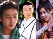 """Phim - Tranh cãi về nam thần """"hot"""" nhất trong phim kiếm hiệp Kim Dung"""