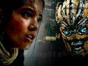 Vẻ đẹp lai 15 tuổi lại gây sốt trong trailer Transformers 5