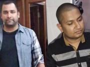 An ninh Xã hội - Bắt 2 người nước ngoài táo tợn chích điện, cướp xe máy ở SG