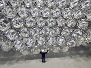 Mặt trời nhân tạo  lớn nhất thế giới được bật lên ở Đức