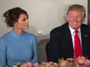 Vợ Trump không muốn ngủ chung giường với chồng?