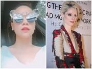 """Hot nhất tuần: Hà Hồ khoe kính  """" độc """" , Coco được fan  """" cuồng """""""