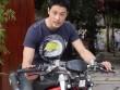 Johhny Trí Nguyễn gặp tai nạn khiến mô tô gần nửa tỉ vỡ vụn