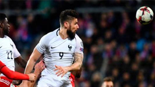 """Luxembourg - Pháp: Đêm dũng cảm của """"tí hon"""""""