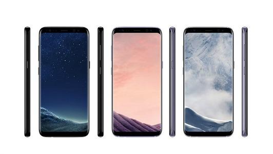 Lóa mắt trước loạt ảnh và video của Galaxy S8 và S8 Plus