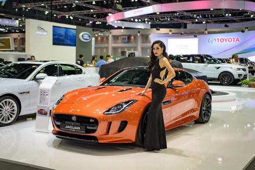 Triển lãm ô tô lớn nhất Đông Nam Á 2017 sắp khai mạc - 1