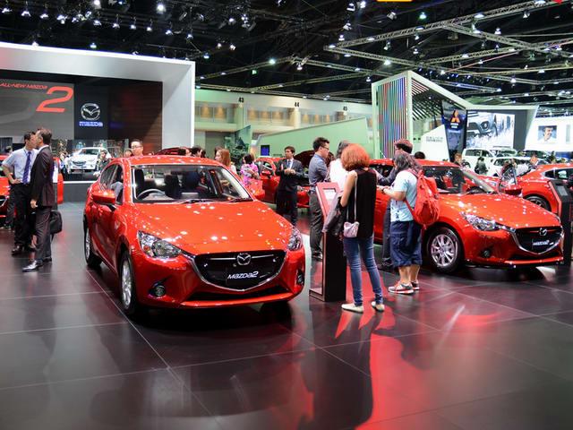 Triển lãm ô tô lớn nhất Đông Nam Á 2017 sắp khai mạc - 4