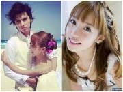 Nữ ca sỹ Nhật nổi giận khi chồng lộ ảnh ân ái với gái trẻ