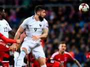"""Bóng đá - Luxembourg - Pháp: Đêm dũng cảm của """"tí hon"""""""