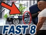 """Phim - Chưa ra mắt, """"Fast 8"""" đã bị soi cả rổ sạn hài hước"""