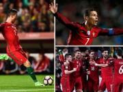 """Ronaldo:  """" Đầu máy vạn năng """"  phá vỡ mọi giới hạn"""