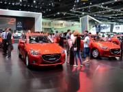 Triển lãm ô tô lớn nhất Đông Nam Á 2017 sắp khai mạc