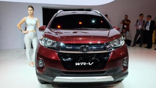 Honda WR-V giá 270 triệu đồng rẻ hơn dự kiến
